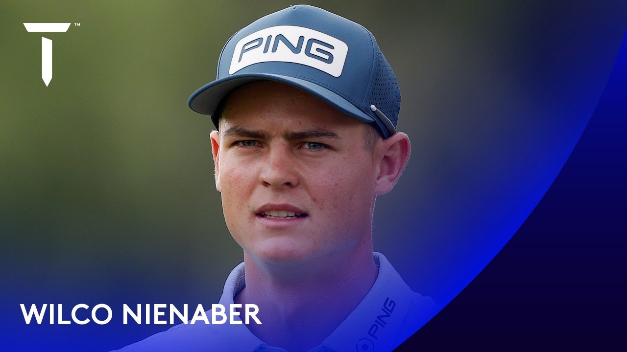 20 year old star Wilco Nienaber | Round 2 Highlights | 2020 Joburg Open