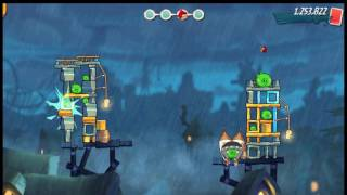 Beat The Daily Challenge King Pig Panic Completed in Angry Birds 2 Tuesday
