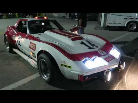 chevrolet corvette c3 race car youtube. Black Bedroom Furniture Sets. Home Design Ideas
