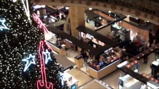 Крошечное видео о магазине Galéries Lafayette (Paris)(По многочисленным просьбам начинаю свои краткие рассказы о Париже... Это мое первое видео такого рода и..., 2011-11-25T11:36:26.000Z)