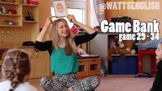 Game bank | game 29 - 34 | WattsEnglish