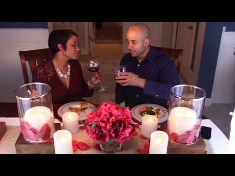 DIY Valentine's Day Dinner & Wine Pairing Ideas