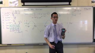 Solving Trigonometric Equations (2 of 2: Finding the Solutions)