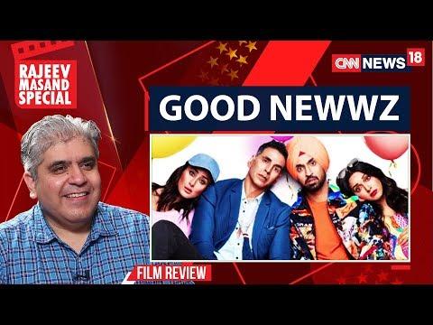 Good Newwz Movie Review by Rajeev Masand