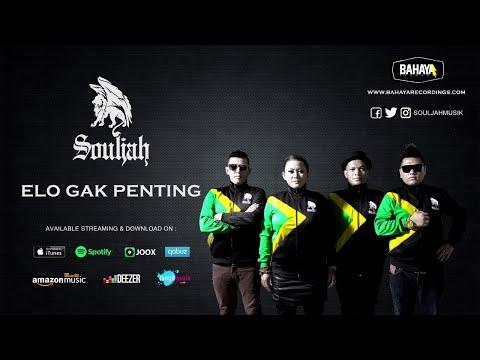 Download Souljah – Elo Gak Penting Mp3 (3.4 MB)