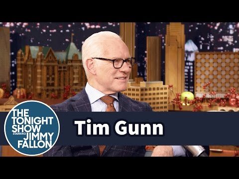 Tim Gunn Is Rocking Sweatpants Thanks to Fencing