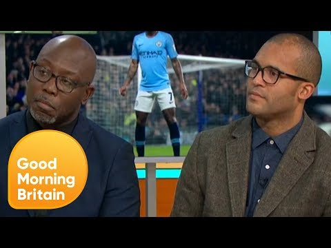 Raheem Sterling Accuses Newspapers of Fuelling Racism | Good Morning Britain