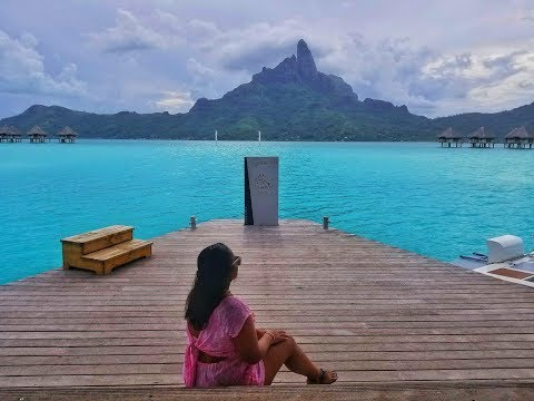 Last Day in BORA BORA!