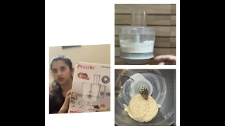 Aata Mixer - Review   Preethi …