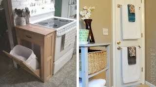 29 Sneaky Tips For Small Space Living thumbnail