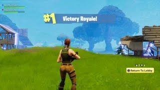 Fortnite- Gotta Get That Win With The Homie