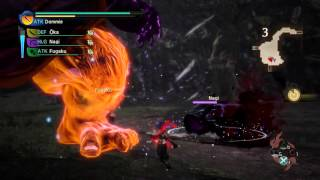 Toukiden: Kiwami - Chapter 5 - 3 Devourer of Forests PS4 HD Gameplay