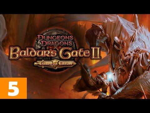 Baldurs Gate II - Enhanced Edition    Episode 5  