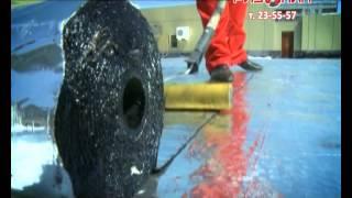 Ризолин - Самоклеющийся кровельный материал нового поколения(Самоклеющийся кровельный материал Ризолин для ремонта практически любой кровли. Очень прост в применении...., 2014-03-28T12:51:11.000Z)