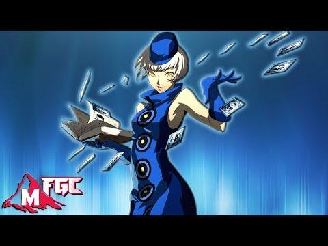 Why I Love Persona 4 Arena's Elizabeth