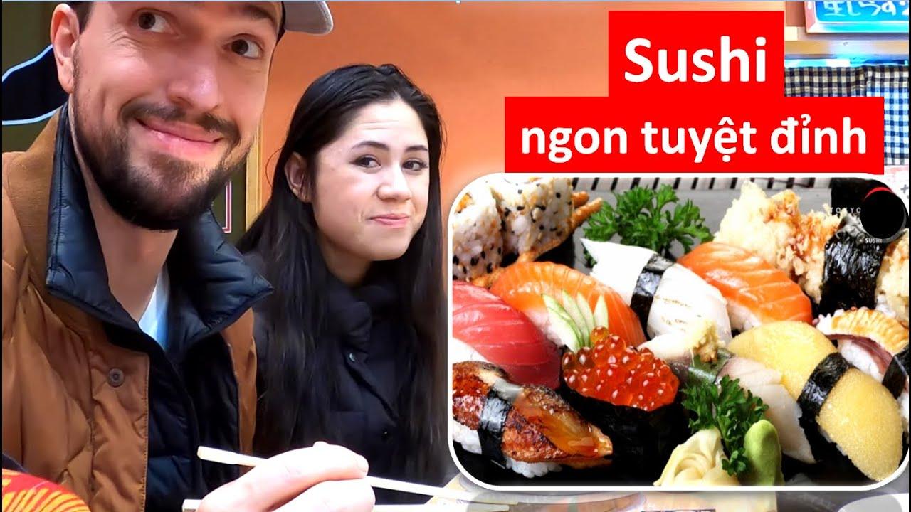 Vlog 331|| Ngày Cuối Ở Nhật - Con Gái Dẫn Mẹ Đi Ăn Sushi Ngon Tuyệt Đỉnh Và Cái Kết...