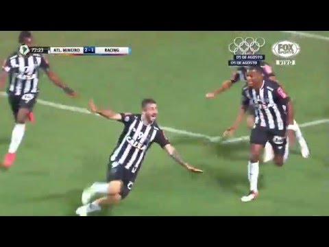 Atlético Mineiro 2 - 1 Racing Club Copa Libertadores 2016