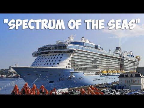 Spectrum Of The Seas /Владивосток/ 2019