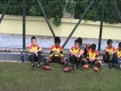 WRPS vs Fuchun Primary Half Time 2012