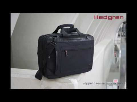 ff83b24cc Hedgren Zeppelin Revised collection Spring Summer 2017 - YouTube