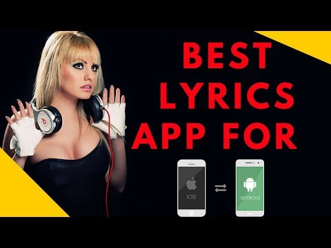 Lyrics app | For Android | Offline | Song Lyrics | Best Lyrics App |