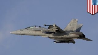 Video U.S. Navy Pilot ejects before F-18E Hornet crashes off the Virginia coast download MP3, 3GP, MP4, WEBM, AVI, FLV November 2018