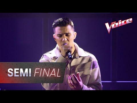 Semi Final: Jesse Teinaki Sings 'Cellophane' | The Voice Australia 2020