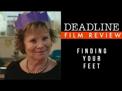 Finding Your Feet Review - Imelda Staunton, Timothy Spall