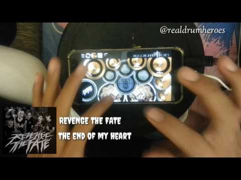 Revenge the fate - The end of my heart (real drum cover) Mp3