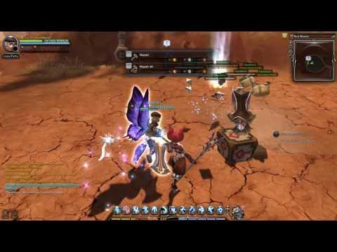 Dragon Nest Europe Lv 93 Daily Quest Dark Avenger