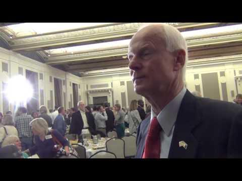 Dennis Richardson Post Debate Interview