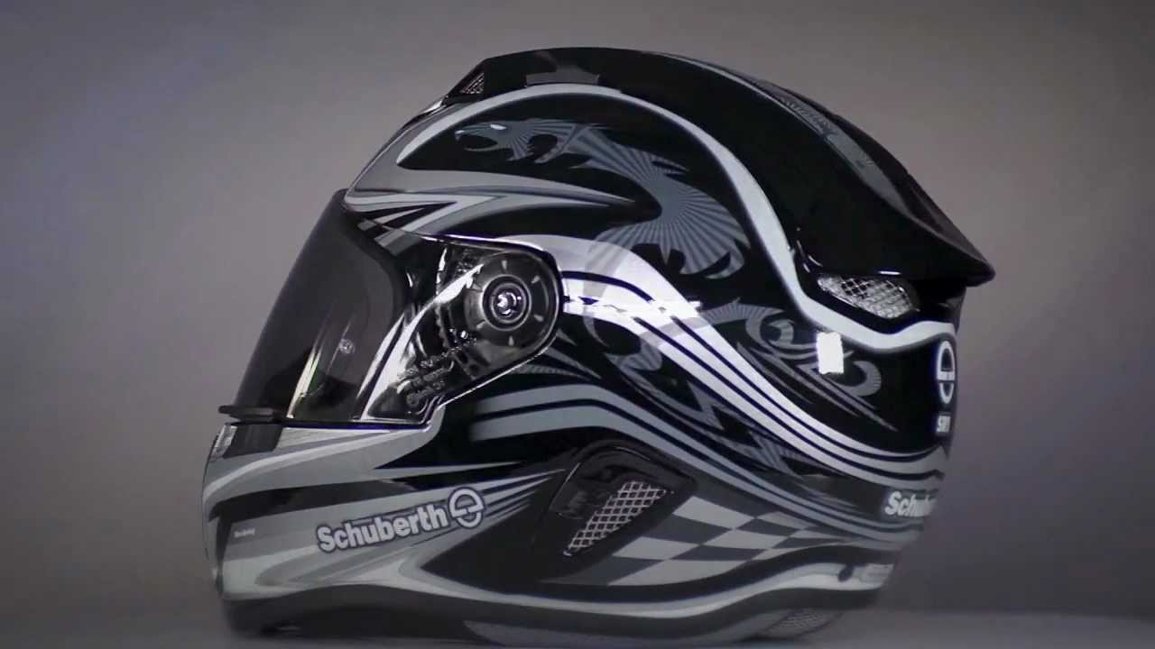 14259c4d Schuberth SR1 Helmet - YouTube