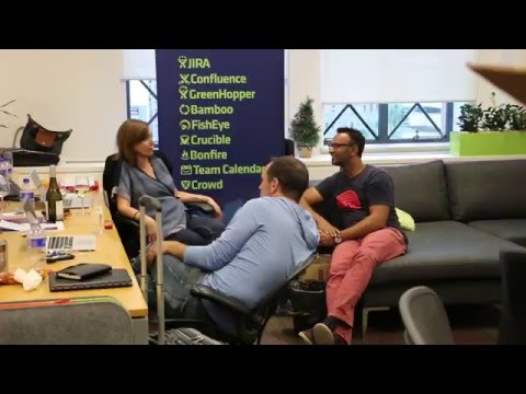 Part 2 Atlassian QA on Bamboo Continuous Integration with Sigge Birgisson