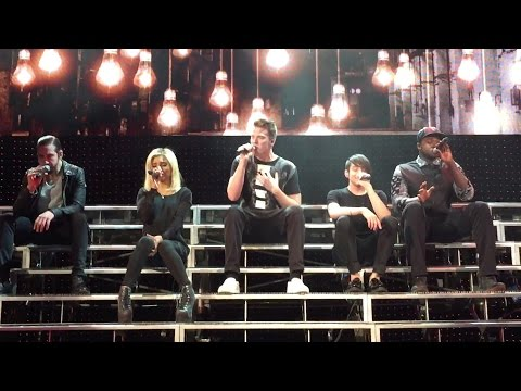Pentatonix - La La Latch (3/19/15)