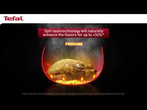 Tefal Cy638d Home Chef Smart Pro Ih Multicooker Opti Taste Youtube