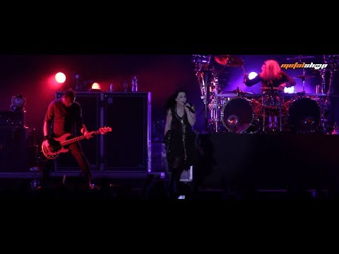 Evanescence - What You Want (live Rock For People 2017)