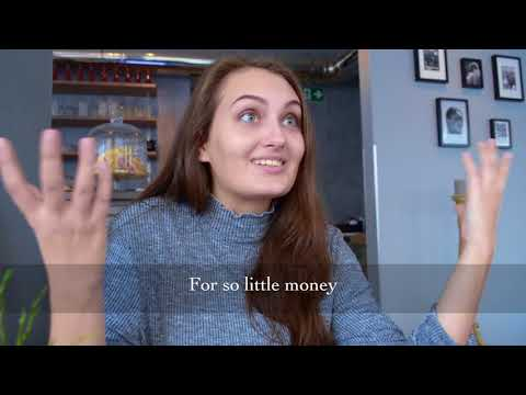 Daniela Goronja | 🇩🇪LMU Student & Radio Host | Ep. 6: MY LIFE IN MUNICH