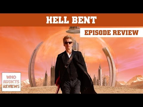 Doctor Who: Hell Bent (2015) Review