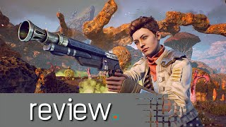 The Outer Worlds Review - Noisy Pixel