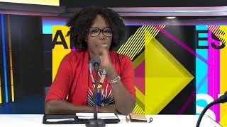 Ferdy Louisy Maire de Goyave est l'invité de Raphaëlle sur ETV (partie 3)