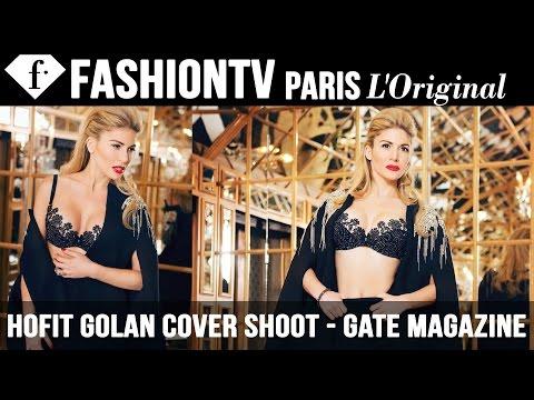 Hofit Golan Cover Shoot for Gate Magazine By Igor Fain - Part 2 | FashionTV