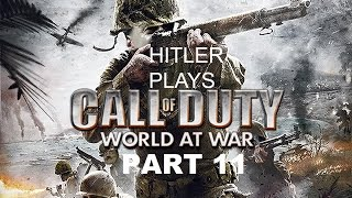 Hitler Plays Call Of Duty World At War Part 11 - Black Cats