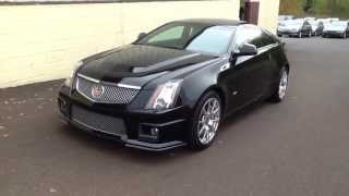 used Cadillac CTS-V Coupe for sale