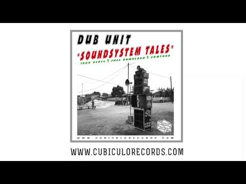 Dub Unit - Soundsystem Tales Mixtape [100% VINYL]