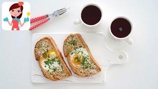 Yumurtalı Çıtır Ekmek Dilimleri Tarifi - Kevserin Mutfağı Yemek Tarifleri