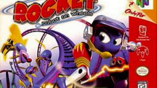 Rocket Robot On Wheels OST: Jojo