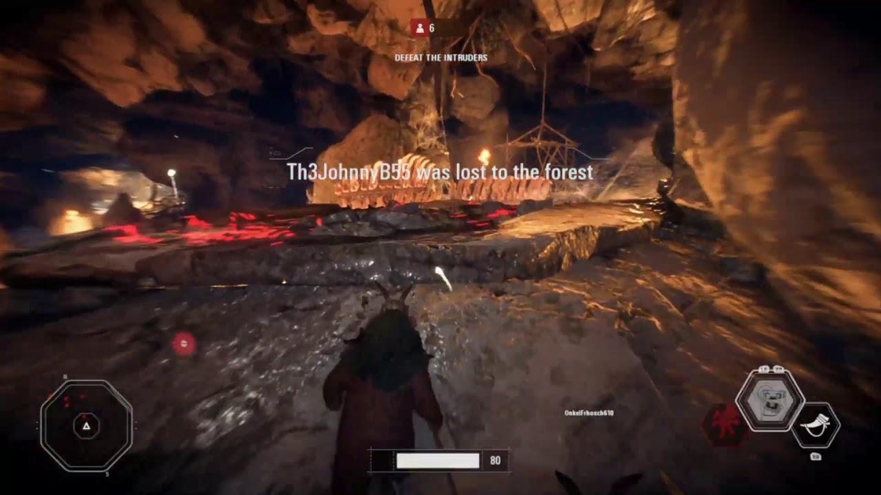 Ewok Hunt Scary Battlefront 2 Youtube