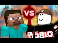 Minecraft vs Roblox