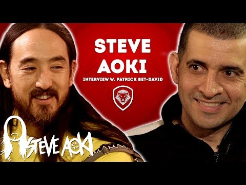 Steve Aoki- The Entrepreneur Inside EDMs Hardest Working DJ