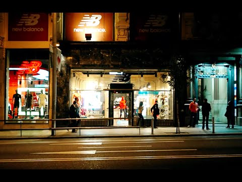 New Balance, Gran Via 15, Madrid (English Subs)